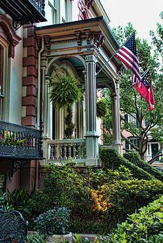 Savannah Garden by Dave Dick