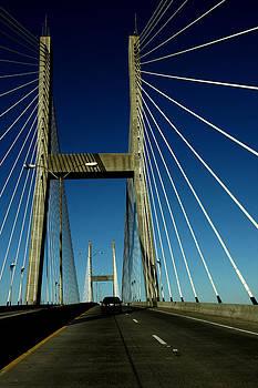 Savannah River Bridge by David Paul Murray