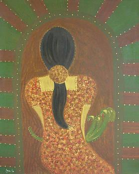 Savannah Woman by Ira Samyra