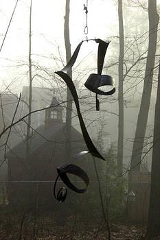 Sawflower by Chris Woodman
