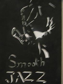 Saxophone by Mahalaleel Muhammed-Clinton