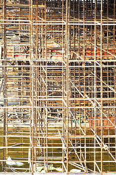 Kantilal Patel - Scaffold Texture