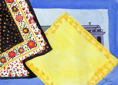 Scarves by Susan Risse