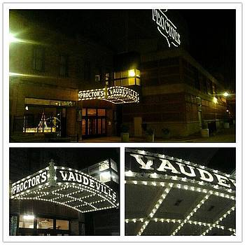 Schenectady Love #proctors #nightlife by Haley BCU