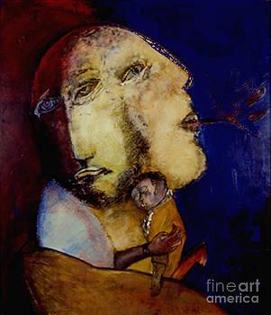 Schizophrenia  by Eszter Gyory
