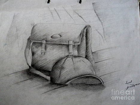 Still Life Study Drawing Practice by Tanmay Singh