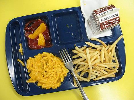 School Lunch by Ashley Howard