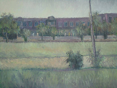 School by Shahid altaf Shayaf