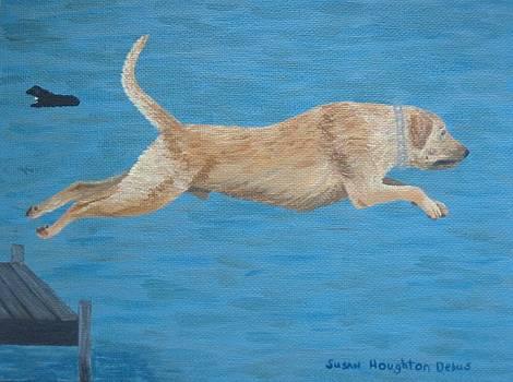 Scooby by Susan Houghton Debus