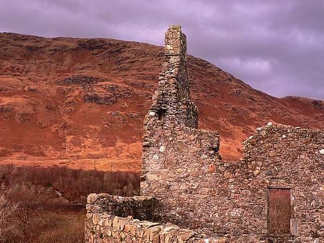 Scotland Castle by Sasha  Grebenyuk