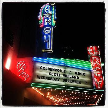 Scott Weiland @ The El Rey by Mooj A
