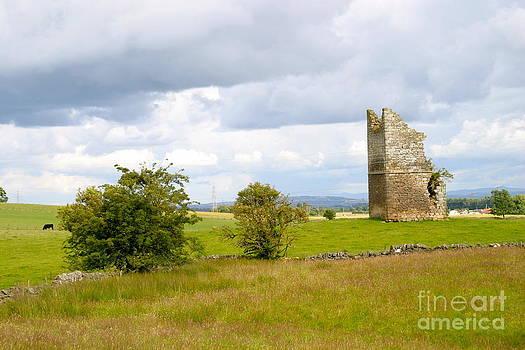 Scottish Pastoral Scene by James Thomas