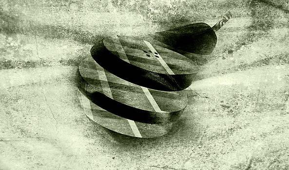 Scottish pear by Florin Birjoveanu