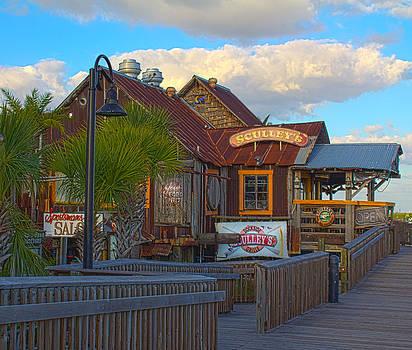 Sculley's at Johns Pass 2 by Bridget Finn