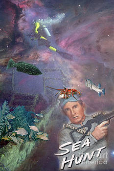 Sea Hunt by Richard Nickson