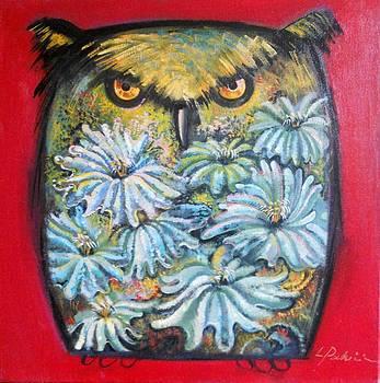 Sea owl by Luiza Patriciu