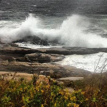 #sea #sandy #storm by Tracey Manning