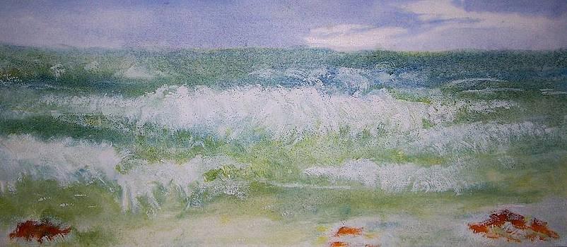 Sea Scape by Jay Manne-Crusoe