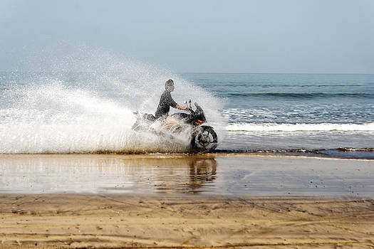 Kantilal Patel - Sea Spray
