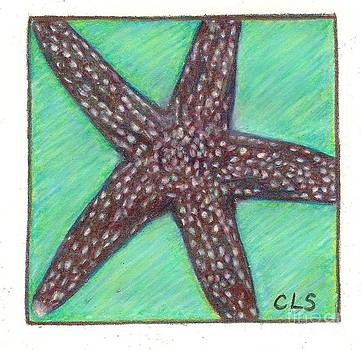 Sea Star by C L Swanner
