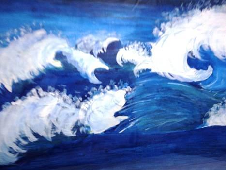 Sea Tides by Aliya Ahuja