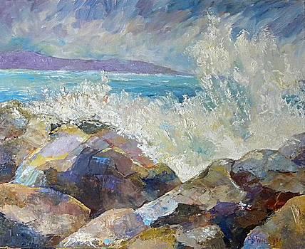 Peggy Wilson - Sea Wall