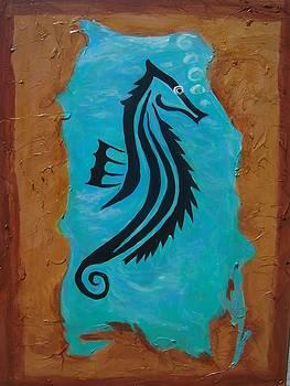 Seahorse by Ann Whitfield