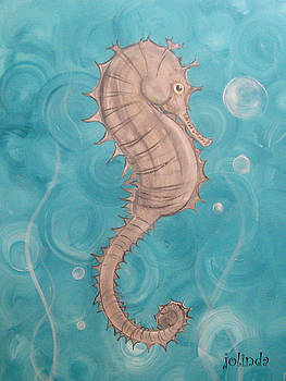 Seahorse by Joanne Seath