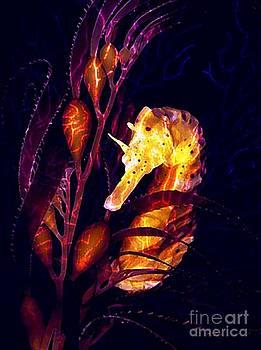 Seahorse by Ruth Kongaika