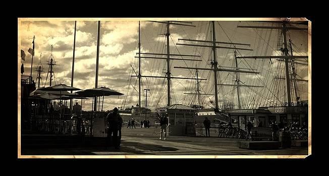 Seaport by Jon Montgomery