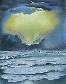 Seascape 2 by Charles Hubbard