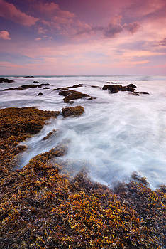Seascape  by Teerapat Pattanasoponpong