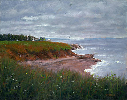 seaside Cove by Mary Phelps