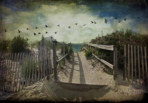 Seaside rendez-vous by Marie  Gale