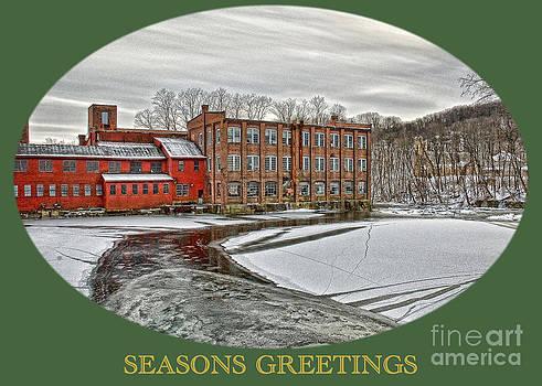 Edward Sobuta - Seasons Greetings Collinsville