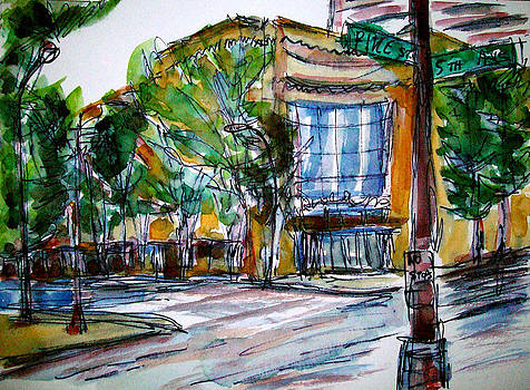 Allen Forrest - Seattle Fifth Avenue and Pike Street