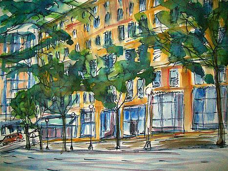 Allen Forrest - Seattle Fifth Avenue Skinner Building II