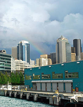 Julie Magers Soulen - Seattle Rainbow