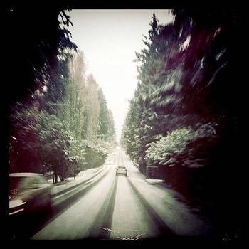 Seattle Snow by Chris Fabregas