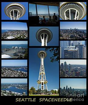 Tim Mulina - Seattle Spaceneedle