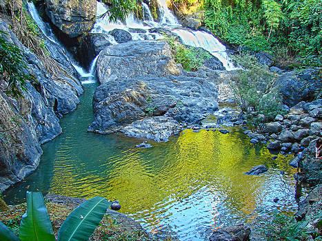Roy Foos - Secluded Waterfall