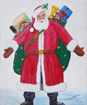 Second Santa by Gordon Wendling