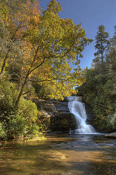 Secret Falls by Rick Hartigan