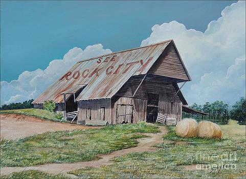 See Rock City sold  by Sandy Brindle