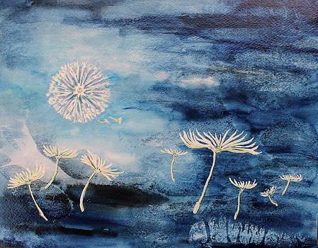 Lesley Atlansky - Seed Moon