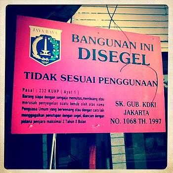 Segel by Sugih Arto Andi Lolo