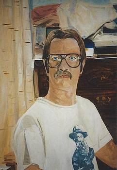 Self Portrait 1994 by Terry Forrest
