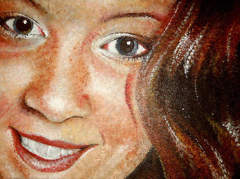 Self-Portrait by Corey Stewart