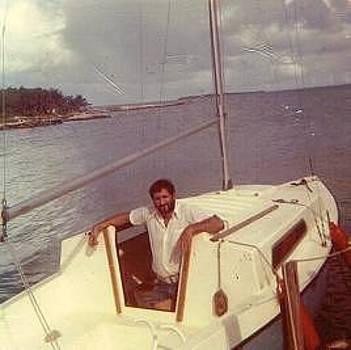 Self Portrait by Jay Manne-Crusoe