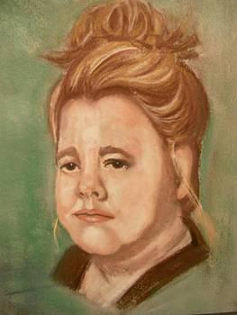 Self Portrait by Jennie McNeely